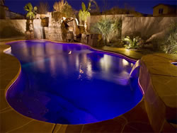 Pool lighting
