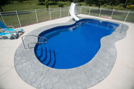Freeform Leading Edge Pools Grand Traverse